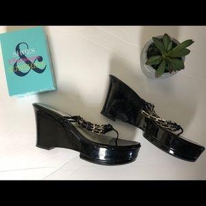 Carlos Santana sandals, sz 9m
